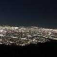 もいわ山の夜景⛰🌃 めっちゃきれいでしたぁ✨