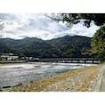 📍Kyoto Japan 渡月橋