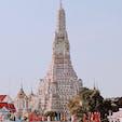 タイ バンコク 暁の寺