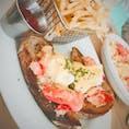 Lobster Benedict🦞 @seamore's  #NewYork