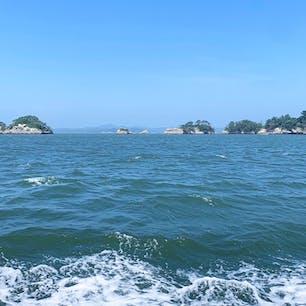 #塩竈 #宮城 2019年8月  #野の島 〜 #マリンゲート塩竈 までのフェリー🛳 今夏もここに来ることができて本当に元気もらえた🙏🙏