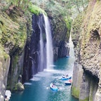 〰Miyazaki🇯🇵〰 #高千穂峡#真名井の滝