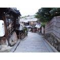 【京都】   八坂通り 二年坂