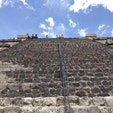 メキシコのテオティワカン遺跡 2.