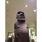 #大英博物館 #モアイ像 #イギリス #めっちゃまわるの時間かかる #1回行けば満足 #201309