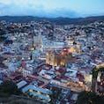 メキシコでの一番の思い出、グアナフアトの街並み