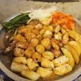 2019.10.26 カロスキル付近にあるホルモン屋さん【シンサソコプチャン】へ。どれもプリプリなホルモンで、美味🤤💓締めのキムチ炒飯も卵がかかってて、ペロッと食べてしまった😋