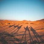 モロッコ🇲🇦 ザゴラ砂漠🏜🐪