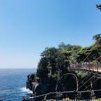 静岡 城ヶ崎海岸