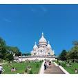 フランス🇫🇷パリ  モンマルトルのサクレ・クール寺院 #フランス #パリ #モンマルトル #サクレ・クール寺院