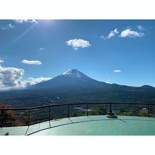 紅葉台からの富士山②