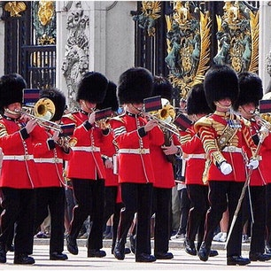 イギリス バッキンガム宮殿