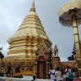 2014.09.23 🏕: ワット・プラタート・ドイ・ステープ(タイ/チェンマイ) 📷:***