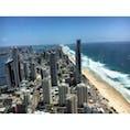 📍Gold Coast Australia Sky pointにて📷