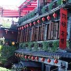 2014.11.28 🏕: 阿妹茶酒館(台湾/九份) 📷:***