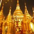 ミャンマー ヤンゴン シュエダゴンパゴダ