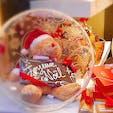 ベルギー ブリュッセル グラン・プラス GODIVA本店 クリスマスディスプレイ