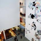 New York / Manhattan MoMA ニューヨークのMoMAは、金曜日夕方以降は無料で入場できます!ユニクロがスポンサーしているおかげです♪