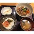 博多もつ鍋 やまや JR三ノ宮店 がめ煮  美味しかった! 明太子と高菜食べ放題なんて幸せ。 ご飯は お代わりしちゃいました。