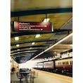 📍Cairns Australia  ケアンズ駅構内に入ると、、、「世界の車窓から」のクランダ鉄道が目の前に!  Cairns station to Kuranda