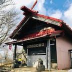 大山阿夫利神社@伊勢原駅 上社はやっていなく…下社で御朱印いただけました!頂上までキツかったけど、景色が良すぎた😆💕🍁⛩