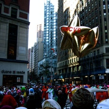 New York / Manhattan Macy's Thanksgiving Day Parade ニューヨークで見逃せないイベントの一つ、感謝祭の日に行われる「メイシーズサンクスギビングデーパレード」!