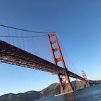 サンフランシスコといえば ゴールデンゲートブリッジ