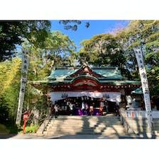 2019年12月12日 #来宮神社
