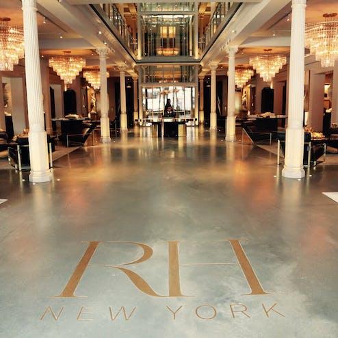 RH ニューヨーク