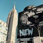 New York / Manhattan Nomad NYのNomadエリアにあるホテルのルーフトップからの眺め。エンパイアが目の前に♪ #newyork #manhattan #nomad