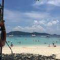 タイ、プーケット、コーラル島 2019年9月