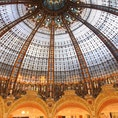 France #paris #ギャラリーラファイエット百貨店