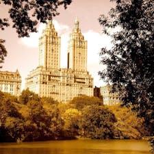 New York / Manhattan Central Park 映画やドラマの撮影地としてよく登場する場所。 #newyork #manhattan