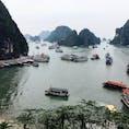 Vietnam #ハロン湾