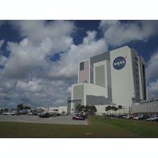 アメリカ Kennedy Space Center
