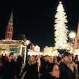 クリスマスマーケット真っ最中🎄