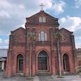 長崎:五島列島  教会①✨五島列島の福江にはたくさんの教会があります😊