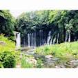 #静岡県 #富士宮 #白糸の滝 #マイナスイオン