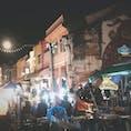タイ、プーケット、オールドタウンのナイトマーケット 2019年9月