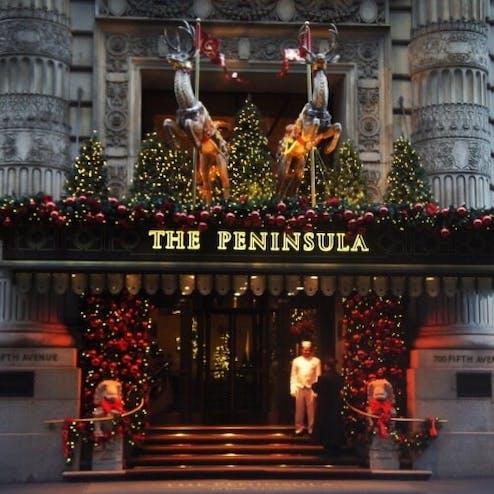 ザ ペニンシュラ ニューヨーク