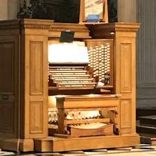 オルガンコンサート@セントポール大聖堂 貴重な体験でした。