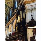 パイプオルガン@セントポール大聖堂 オルガンコンサートの際に撮影できました。