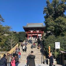 2019年12月 鶴岡八幡宮