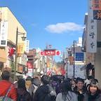 2019年12月 鎌倉小町通り
