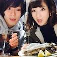 12月21日 東京築地 海鮮巡りにて生牡蠣を頂きました。 新鮮でないと頂けない一品✨ 贅沢させてもらいました✨✨🤤