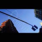 New York / Manhattan 空に描かれたメッセージは、「LAST CHANCE」。誰のメッセージなんだろう、、 #newyork #manhattan