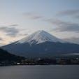 2019.12.31  日の出前の富士山