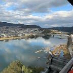 犬山城からです。
