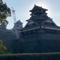 復興中の熊本城🏯より