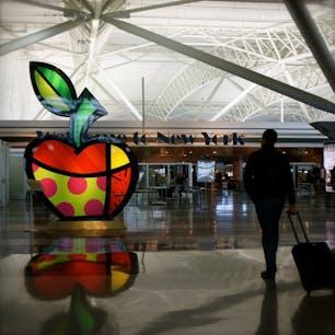 New York / Queens John F. Kennedy International Airport JFK空港でのスナップ写真。 #newyork #jfk #queens